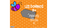 Phonème initial - Dominos
