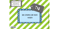 Classes de mots - Nom
