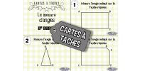 Angles - Types et mesures